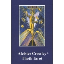 Aleister Crowley Thoth Tarot Standard (на английском языке)