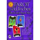 Tarot of the Witches Desk and Book Set